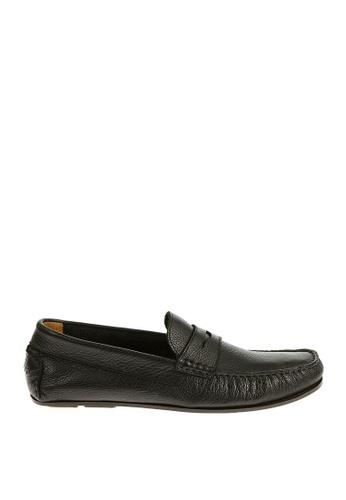 Sebago black Tirso Penny Driving Shoes F7C2BSH3FDC91DGS_1