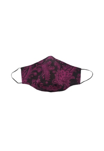 Etoile D'Elfas Stylish Cotton Face Mask Reusable 3 Pcs F0EADES011FC6DGS_1