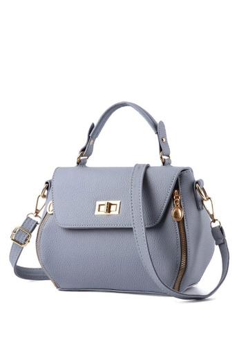 TCWK grey Ladies Sling Bag TC258AC87XEUMY_1