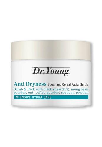 DR. YOUNG Sugar & Cereal Facial Scrub DR573BE22YVLSG_1