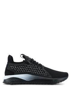 Puma black Tsugi Netfit V2 Shoes PU549SH0SWEHMY_1
