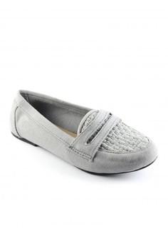 Habi Footwear Women's Blithe Loafers - Gray