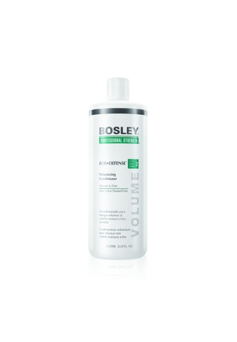 Bosley Bosley BOS DEFENSE Volumizing Conditioner for Non Color-Treated Hair 1000ml [BOS104] FA955BE389EE42GS_1