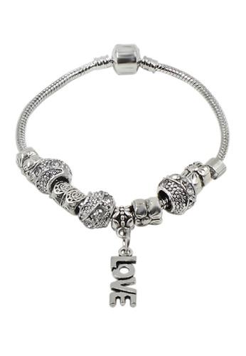 Venice Jewelry silver Venice CB-0022 VE564AC95LXWPH_1