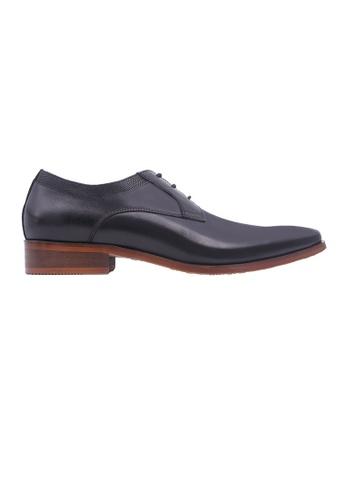 Hanson Bootmaker black Hanson Bootmaker LacEasy Derby- Black A8758SH706453BGS_1