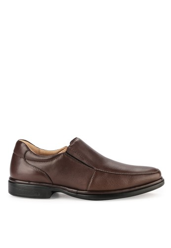 Obermain brown Genebra Slip On A0CD9SHC954E88GS_1