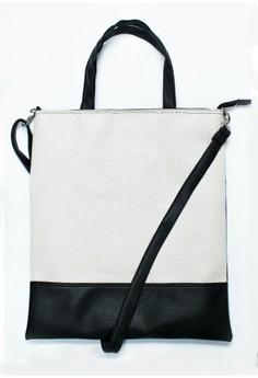 4-Way Leatherette Urban Sling / Laptop Bag