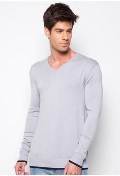 Semi-Fit Pullover
