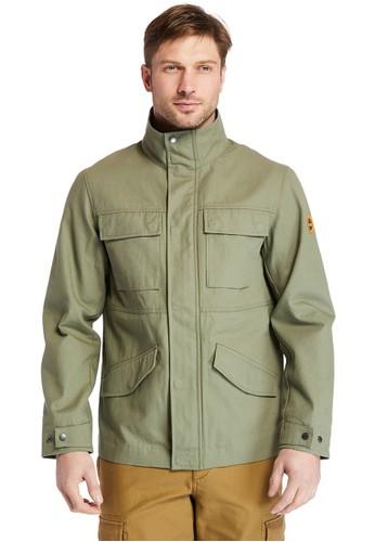 Timberland grey Timberland Men Heritage M65 Jacket Cassel Earth-TB0A255M590 32D30AA815ECDEGS_1