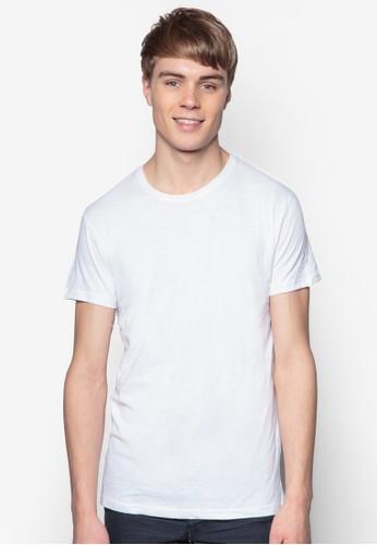 Rosti 素色純棉TEE, 服飾, 素色esprit旗艦店T恤