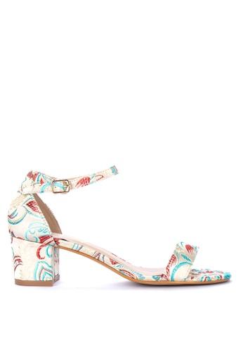 7e99cc7c2d5 Shop So Fab! Zion Block Heel Sandals Online on ZALORA Philippines