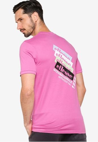 Ellesse pink Fahie Tee F22ABAA86F3BEDGS_1