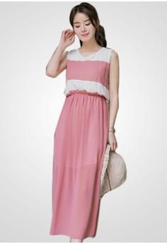 Romantic Air Maxi Dress
