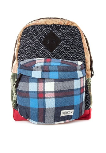 Courier multi Backpack Mosaic 3 CO826AC85ZKSPH_1