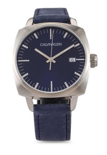 Calvin Klein Watches 藍色 K9N 手錶 9E6D4AC25CD1B1GS_1