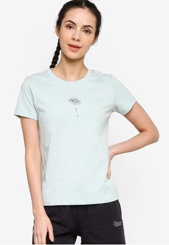 361° green Sports Life Short Sleeve T-shirt FF3B2AA507C49EGS_1