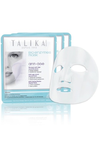 Talika Bio Enzymes Mask (Anti Aging)- box of 3 TA198BE61TVQSG_1