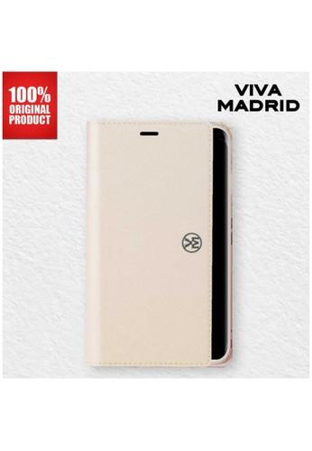 Viva Madrid brown Casing iPhone X / XS Ramito Viva Madrid - Brunia Beige 6861FESA1C070EGS_1