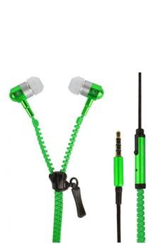 Super Bass Zipper In-Ear Earphones