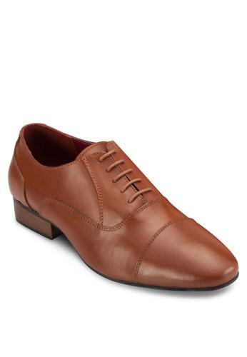 zalora退貨正式繫帶皮鞋, 鞋, 鞋