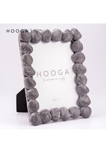 HOOGA grey Hooga Table Frame Rockley 25D32HLF7897E4GS_1