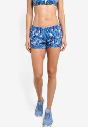 Lorna Jane blue Bahamas Run Shorts LO143AA52WDBMY_1