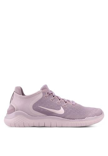 Nike pink Nike Free RN 2018 Running Shoes ED509SH387A31FGS_1