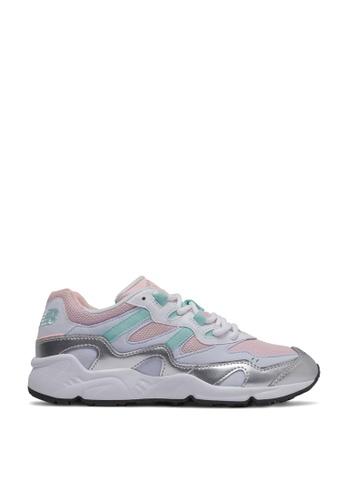 New Balance 粉紅色 Classic 850 Shoes 1D9C7SHDF82779GS_1