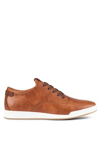 ALDO brown Nerrawia Sneakers 48AA5SHC64D30EGS_1