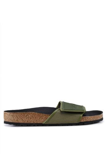 Birkenstock green Tema Sport Tech Sandals A936ASHA9AC0F0GS_1