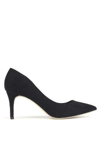 Betts black Empower Pointed Toe Stiletto Pump 8D698SH6CE4ED3GS_1