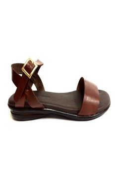 Ciara Leather Sandals