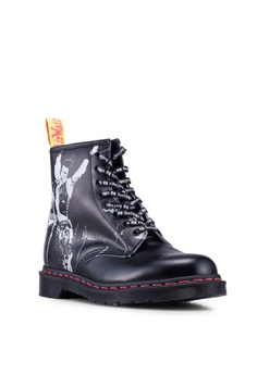 88d445320a7 Dr. Martens 1460 Sex Pistols 8 Eye Boots S  239.00. Available in several  sizes