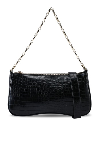 Billini black Rose Shoulder Bag 5FF25AC55F5D6AGS_1