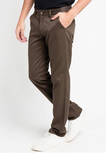 EDWIN brown Long Jeans Pants 63-003 ED179AA0URHYID_1
