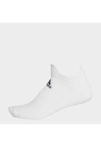 ADIDAS white adidas Techfit Low Socks D3DDFAAA6BC2E6GS_1