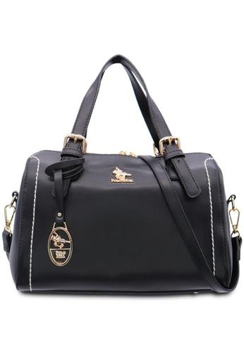 POLO HILL black POLO HILL Barde Shoulder Bag A7158ACE0E515BGS_1