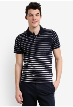 Tommy Hilfiger  BAY ENG STP POLO S/S SF