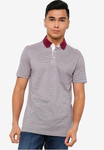 BOSS 紫色 T-Peterson 12 Polo Shirt B0F91AA654D0E5GS_1