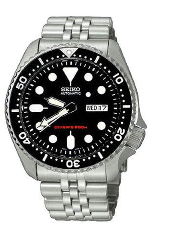 Seiko silver Seiko Automatic Divers SKX007K2 Silver 67DBDAC02D3FB9GS_1