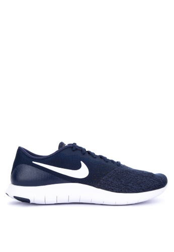 Nike navy Nike Flex Contact Shoes B99DBSH62DC991GS_1