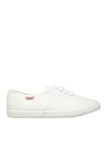 Twenty Eight Shoes white Little Lace Up Shoes TW446SH33FGCHK_1