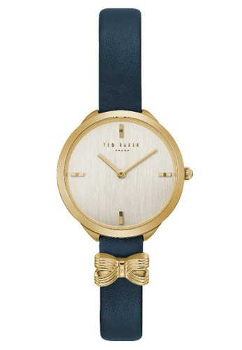 7cf99481ff14 TED BAKER blue and gold Ted Baker Women s TE15198004 Elana Gold-toned