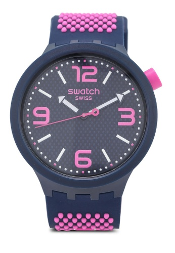 Swatch blue Big Bold Candy A6250AC8B76B39GS_1