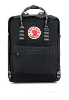 aa4b75fd2b06 Fjallraven Kanken black Kanken Backpack FJ382AC39HVKMY 1