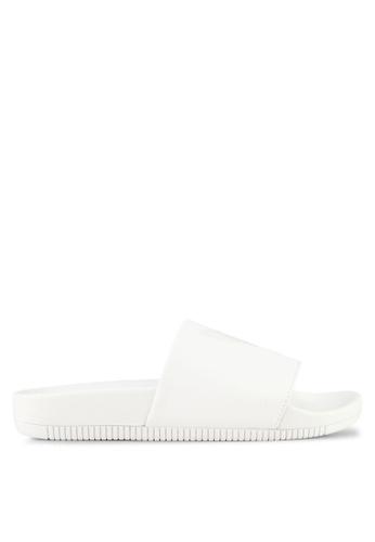ALDO white Everet Sandals BB414SH5F1FD64GS_1