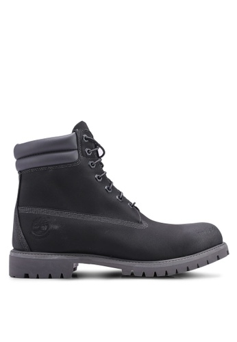 Timberland black Timberland Icon 6 Inch Double Collar Boots 47CC2SH7C066A9GS_1