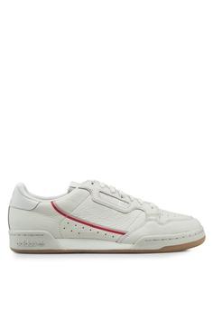 reputable site ba51b 8f90a adidas brown adidas originals continental 80 sneakers CD874SH473AA56GS 1