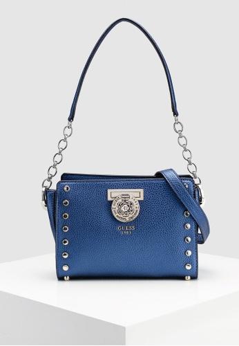 Buy Guess Marlene Top Zip Crossbody Bag Online on ZALORA Singapore 41a2ad1583c69