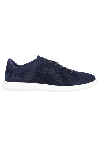 Tomaz blue Tomaz C357 Sneakers Knit (Navy) D0198SHEC783F1GS_1